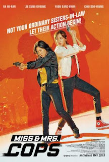 Download Film dan Movie Miss and Mrs Cops (2019) Subtitle Indonesia