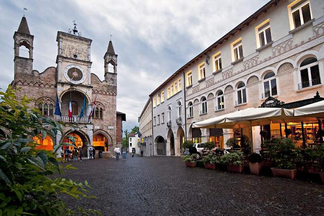 Pordenone e provincia: Luoghi belli da vedere (Vacanze in Friuli)
