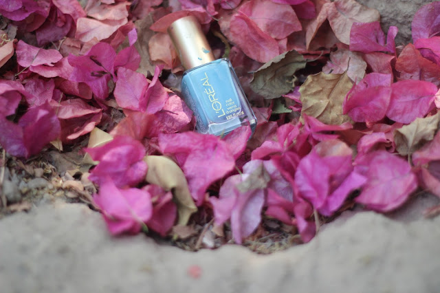 L'Oreal Paris Now You Sea Me Nail Polish - Perfect for Summer