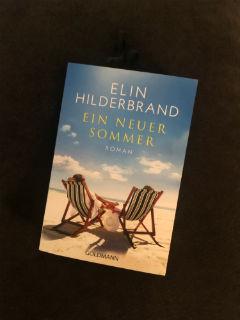 """""""Ein neuer Sommer"""" Elin Hilderbrand, fot. paratexterka ©"""