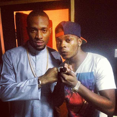 Olamide - First of all (rmx) ft Dbanj image