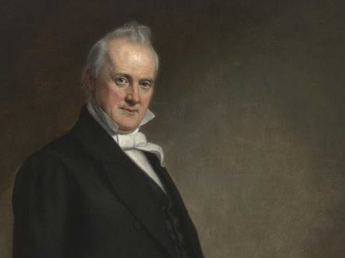 This Day In History: James Buchanan, Abraham Lincoln's Predecessor, Was Born