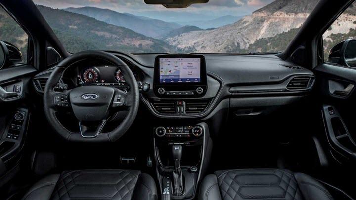 Ford Puma ST-Vignale, sự kết hợp giữa thể thao và sang trọng