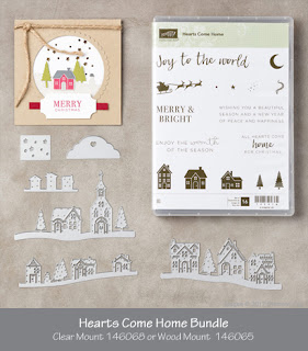 Hearts Come Home bundled with Hometown Edgelits - Bundle and SAVE 10%