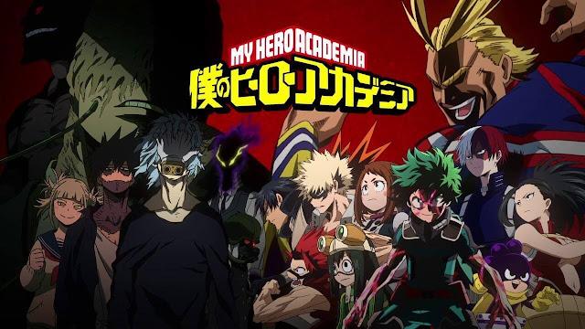 الموسم الثالث من الأنمي الرائع و مميز جدا أنمي أكاديمية الأبطال مع أحداث مثيرة و شخصيات جديدة زادت الأنمي حماسا