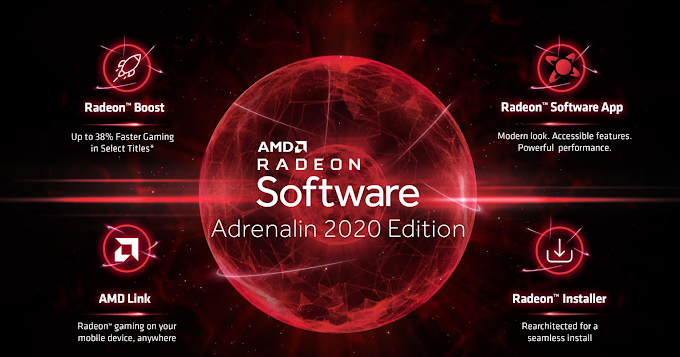 AMD Unveils Radeon Adrenalin 2020 Edition; Reveals New Features For Gaming