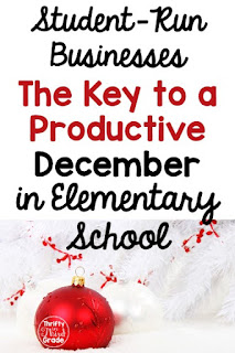 Embrace the holiday chaos with student run businesses! This unit is the perfect way to teach economics in December. Your students will learn about supply & demand, wants vs. needs, goods vs. services, producers & consumers, taxes and much more! It's the perfect HANDS ON way to get students excited about social studies! Running their own business helps them connect to the material on another level! Plus, it helps harness their energy and excitement for the holidays into productive learning!