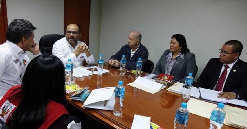 MINEDU instala en Ica comisión de trabajo para contar con escuelas libres de violencia