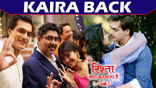 Future Story : Kartik Naira's new enemy returns to challenge parenthood in Yeh Rishta Kya Kehlata Hai