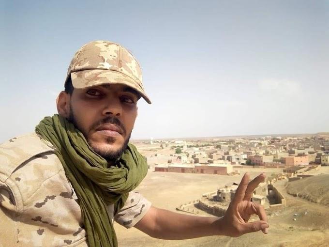 Las fuerzas de ocupación marroquíes arrestan a un activista saharaui en Smara.