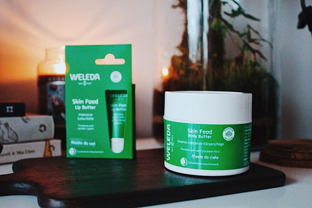 Weleda | Pokarm dla naszej skóry - seria Skin Food