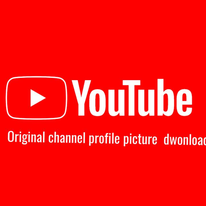 [YouTube] যেকোন ইউটিউব চ্যানেলের প্রোফাইল ফটো ডাউনলোড করুন একদম অরিজিনাল কোয়ালিটিতে।