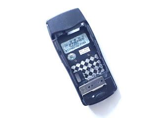 Tulang Tengah Casing Nokia 8250 Jadul Original 100% Bekas