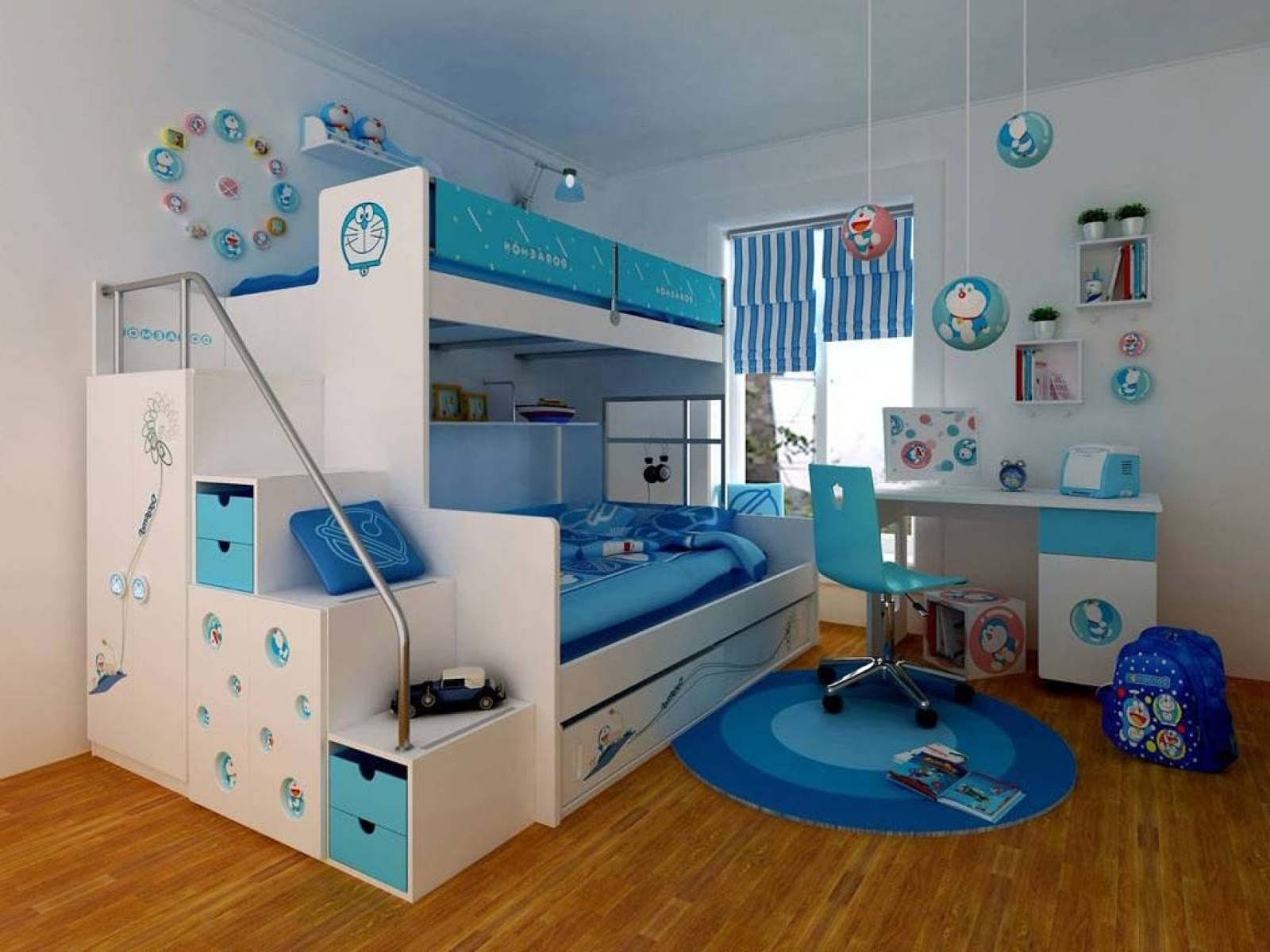 46 Ide Desain Unik Kamar Tidur Tingkat Minimalis Rumahku Unik