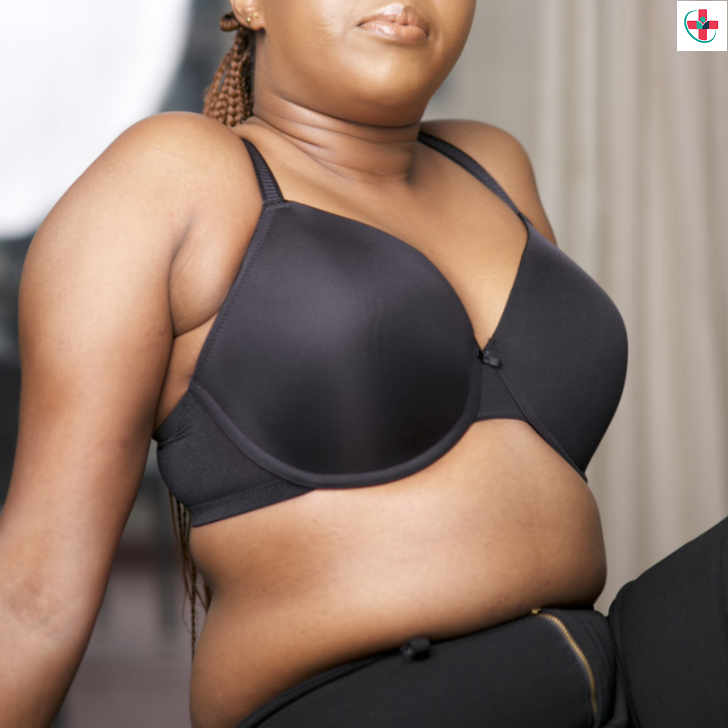 Not all women are biologically built for a flat tummy – here's why