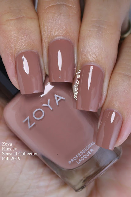 Zoya Kinsley, Sensual Collection Fall 2019
