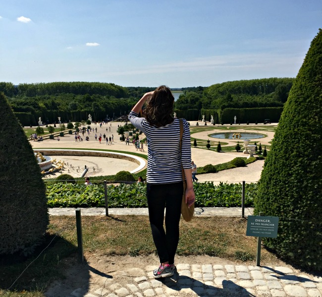 Highly recommend a visit to Versailles if you are going to Paris!
