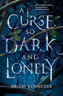 A Curse So Dark and Lonely by Brigid Kemmerer cover