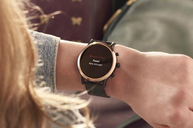 Fossil Gen 5 Smartwatch yang dibekali design yang modern dan stylish