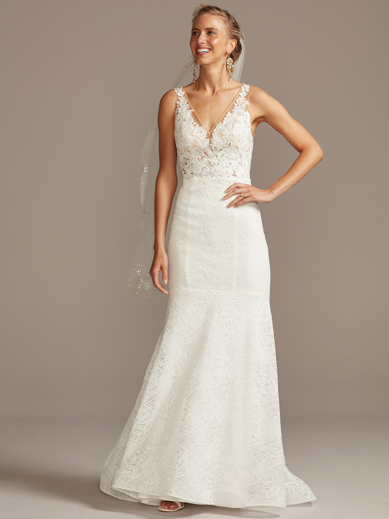 Melissa Sweet for David's Bridal's Spring 20 Wedding Dresses ...
