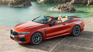 2020 BMW M8 Resimleri