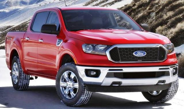 2021 Ford Ranger V6 Diesel