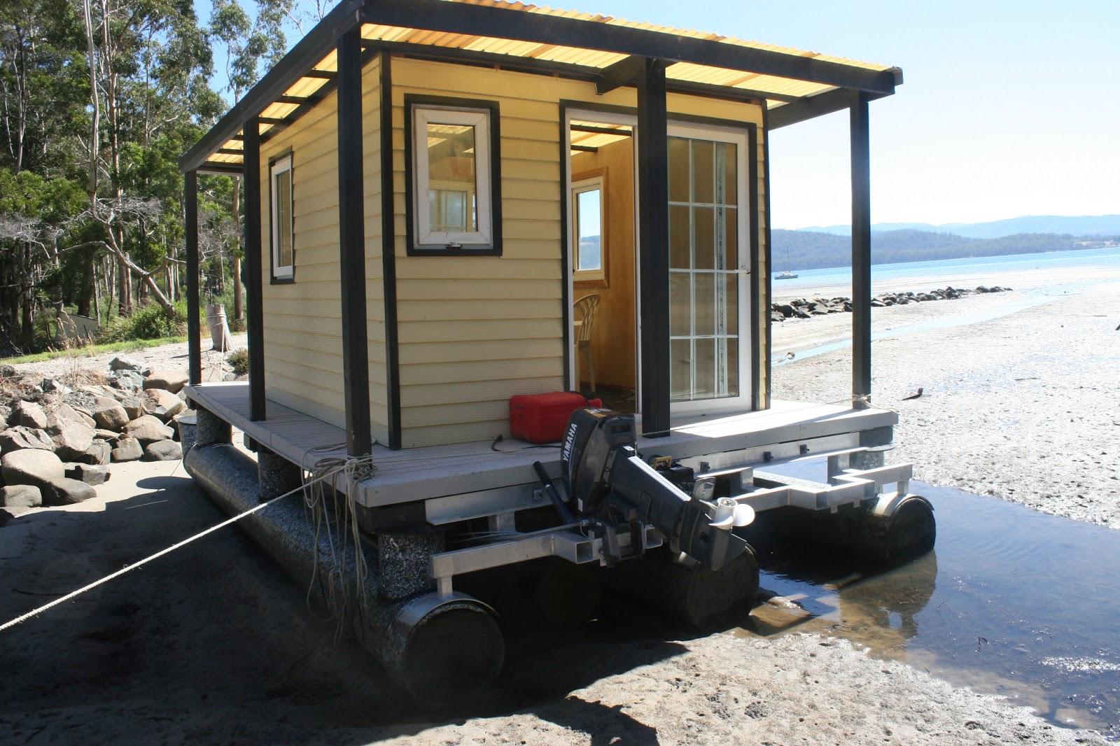 Gypsy Wagons Tiny Houses Shanty Boat In Tasmania