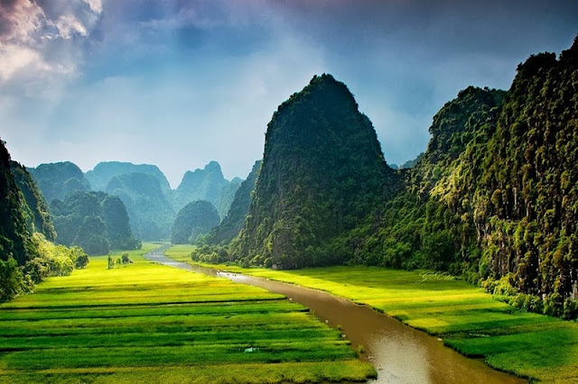2 days to wander about enjoying beautiful sceneries in Ninh Binh 1
