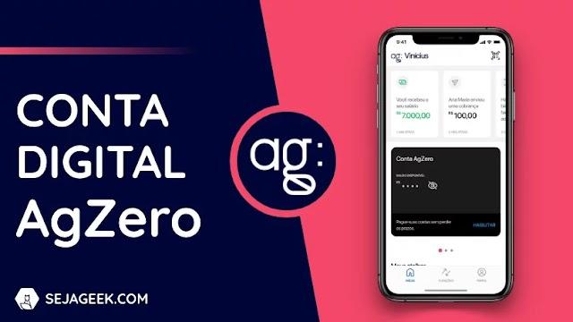 AgZero: banco digital do Safra com conta grátis