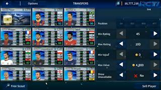 DLS 20 Mod Liga Champions UEFA