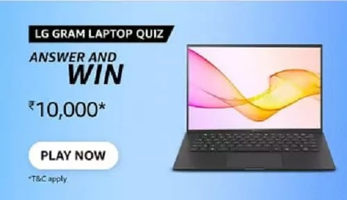 LG Gram laptop is ideal for which of the following?
