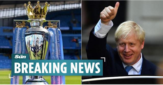 Premier League (EPL) Akan Bersambung Pada 1 Jun Ini
