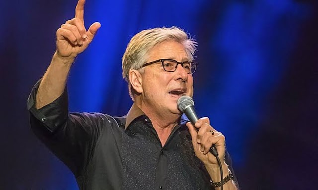 Don Moen Sends message of Hope to Everyone on Earth in this Time of Covid-19 (Video)