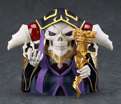 Figura Ainz Ooal Gown Nendoroid OVERLORD