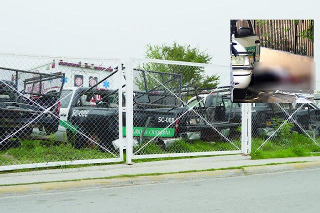 Así fue como Sicarios del Chapo entraron a Nuevo Laredo; Ejecutando a Comandantes de la Policía Municipal de los Zetas