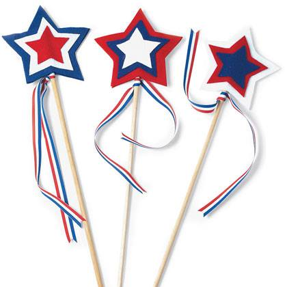Star-Spangled Wavers