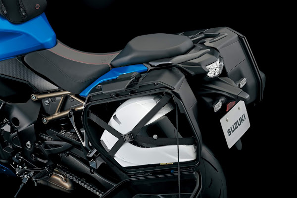 Nova Suzuki GSX-S1000GT 2022