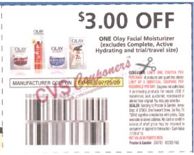 olay $3.00 off coupon
