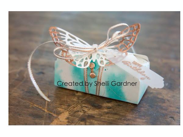Stampin Creative Blog Hop! Casing Shelli....
