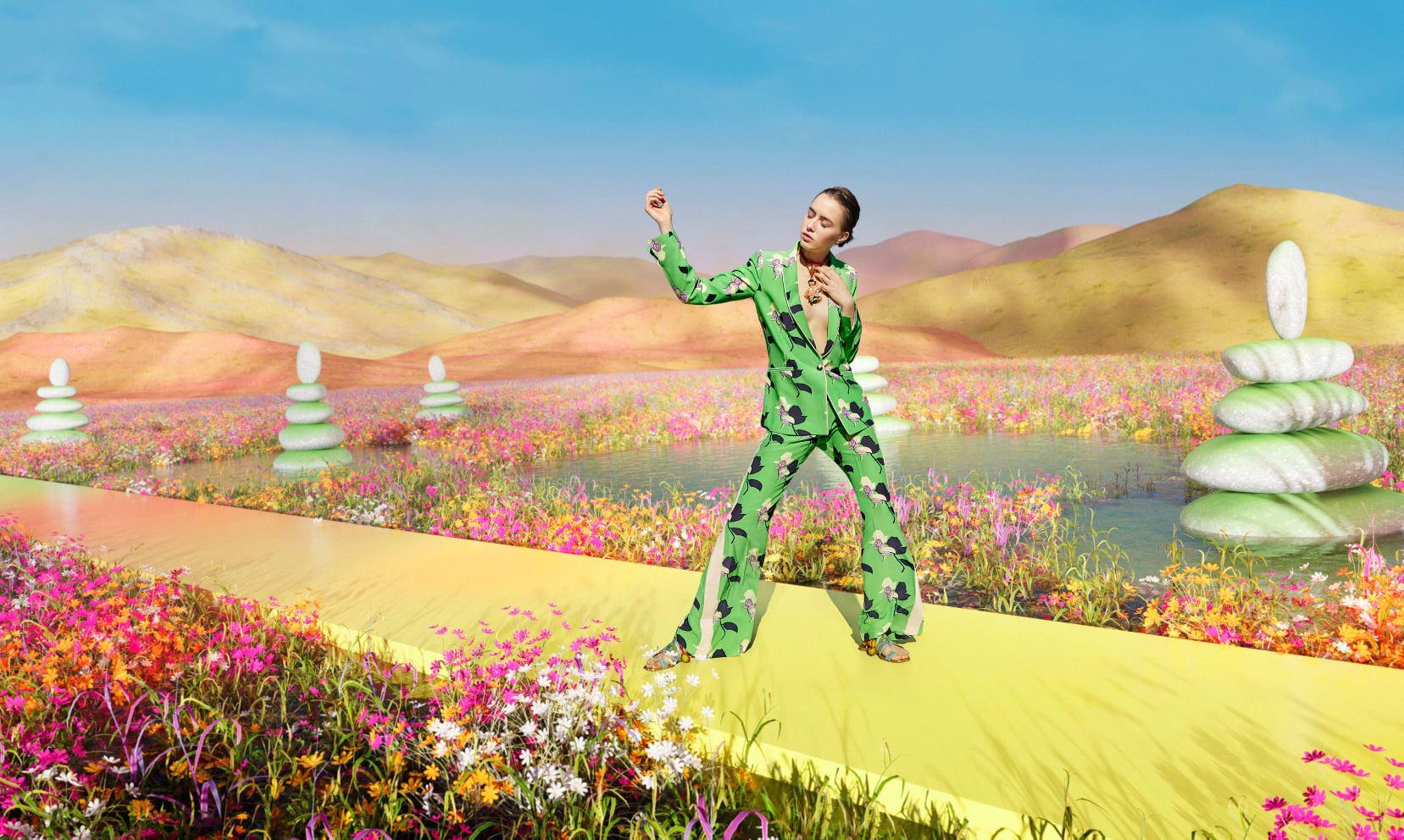 Tendencias verano 2021 Argentina Diseño de moda