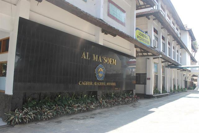 Al Ma'soem Pesantren Modern di Bandung Terbaik dan Berkualitas