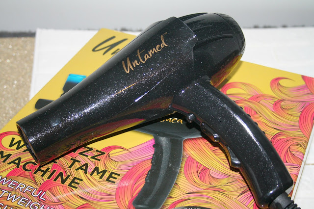 Untamed Moisture Boosting Hairdryer