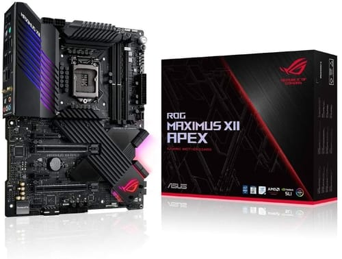 Review ASUS ROG Maximus XII Apex Motherboard