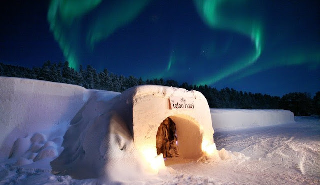 Blog Apaixonados por Viagens - Noruega - Aurora Boreal