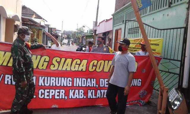 Siap Menghadapi New Normal Ceper Bentuk Kampung Siaga