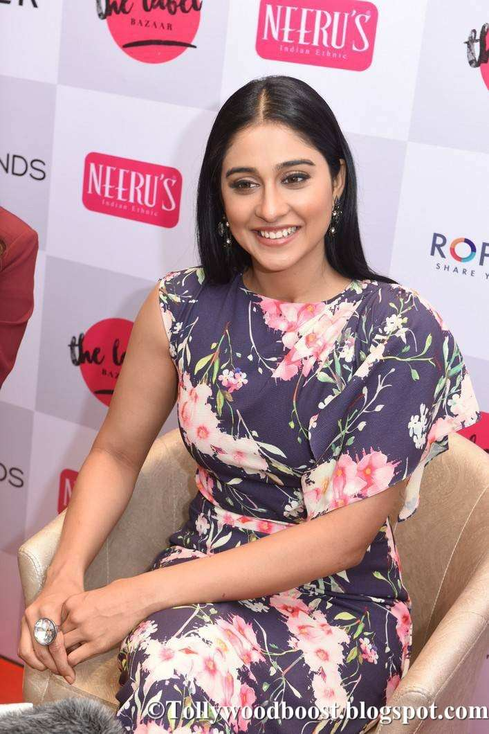 Model Regina Cassandra Stills At Reliance Trends Shop Launch 2017