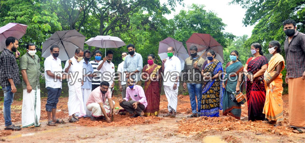 Kerala, News, banana cultivation was conducted  at Chennikara