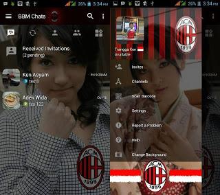 BBM MOD Transparan AC Milan v3.1.0.13 APK santrihawa