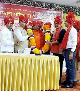 अखिल ब्राह्मण विकास प्रतिष्ठान का शीतकालीन अधिवेशन संपन्न | #NayaSaberaNetwork