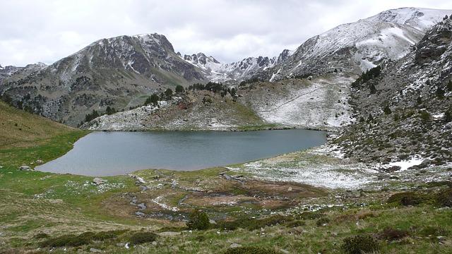 Travel Andorra, Tourism, Tourist attractions in andorra, Best places, Photography,14 amazing tourist destinations, Estanys de Tristania,